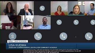 South Lyon schools to have virtual start