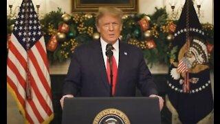 President Trump response to the CV relief bill from Nancy Pelosi