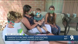 Parents forced to make difficult decisions for 2020-2021 school year