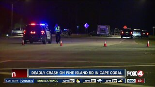 Fatality reported in rollover crash on Pine Island Road in Cape Coral