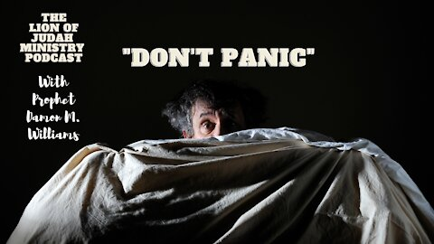 Title Of This Message - Don't Panic