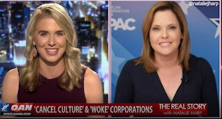 The Real Story - OANN Woke Corporations with Mercedes Schlapp