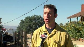 Stagecoach Fire Update