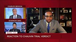 Jacob Blake's attorney reacts to Chauvin verdict