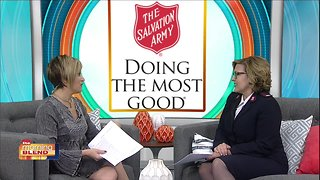 Angel Tree With Salvation Army