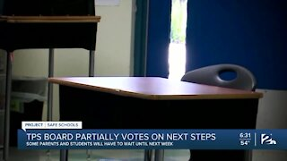 TPS Superintendent talks about return to school
