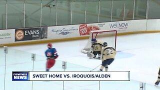 HS Hockey: Iroquois/Alden beats Sweet Home 6-2