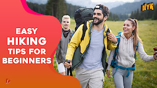4 Important Hiking tips for Beginners