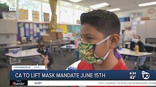 Debate over masks at California schools