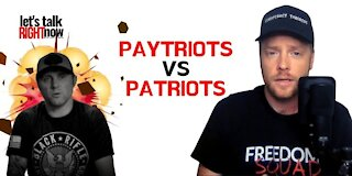Lessons From Black Rifle Coffee: Who are the PAYtriots vs the Patriots