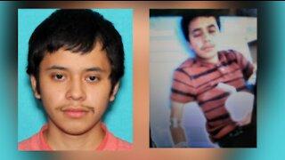Las Vegas police looking for missing 18-year-old Jose Duran Munoz