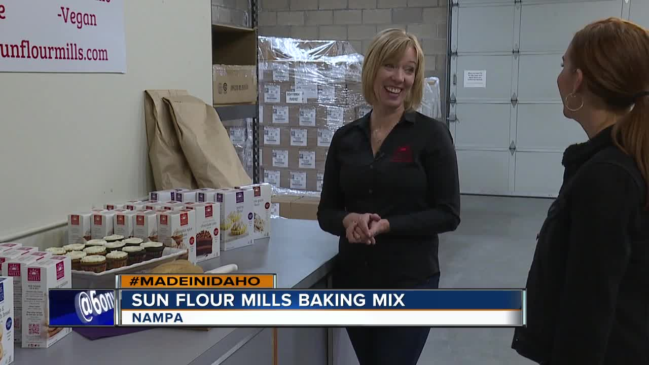 Made in Idaho: Sun Flour Mills provides gluten free baking options from Nampa