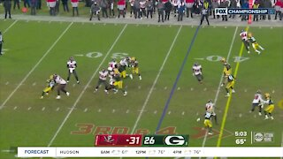 Buccaneers win 31-26 at Green Bay, reach Super Bowl LV