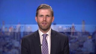 Michael Williams speaks with Eric Trump
