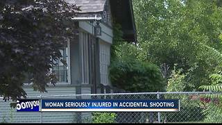Woman seriously injured in Nampa accidental shooting