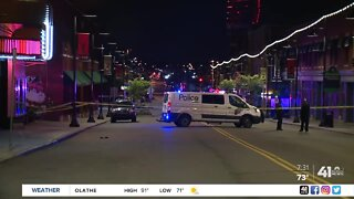 KCPD: One dead, four injured in overnight shooting