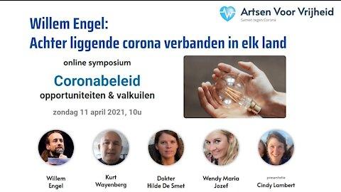 Willem Engel - Symposium Artsen Voor Vrijheid 11 april 2020