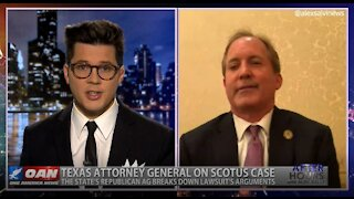 After Hours on OANN - Texas SCOTUS case with Ken Paxton