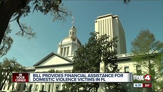 Florida lawmakers push bills to help domestic violence victims