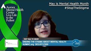 End The Stigma // Aurora Mental Health Center