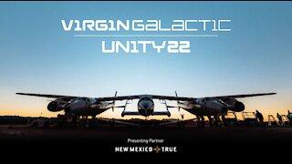 Virgin Galactic Unity 22 Space Flight - FULL Video