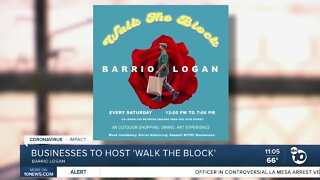 Barrio Logan to host 'Walk the Block' to help struggling businesses