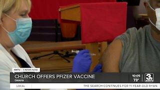 Metropolitan Community Church offers vaccine clinic