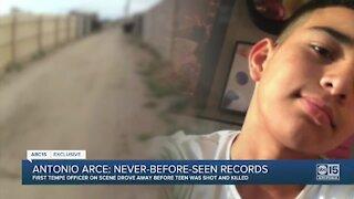 Antonio Arce: Never-before seen records