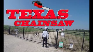 Visit To Texas Chainsaw Massacre House & Cemetery