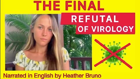 The Final Refutation Of Virology By Dr. Stefan Lanka