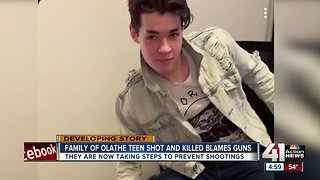 Family wants answers after teenage son killed