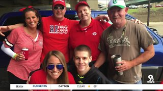 Cincinnati Reds fan misses first Opening Day in 53 years