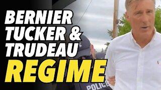Maxime Bernier & Tucker Carlson discuss Trudeau Regime