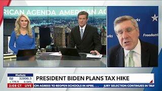President Biden Plans Tax Hike