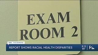 Report Shows Racial Health Disparities