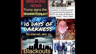 BREAKING NEWS: Latest intell from Simon Parkes and Robert David Steele