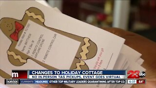 Annual Holiday Cottage taking place virtually