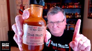 """""""That Stuff."""" Hot Sauce Review"""