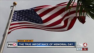 Remembering the heroes of our nation this Memorial Day