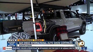 There's something for everyone at the 2020 San Diego International Auto Show