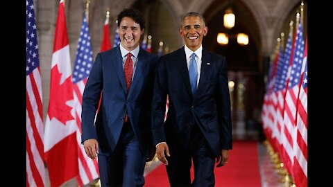 Obama Tweets Support for Trudeau in Canada Election