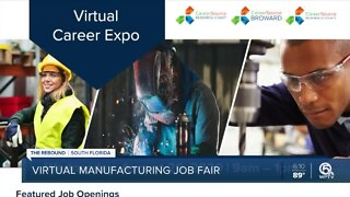 Virtual job fair seeks to fill manufacturing jobs across Treasure Coast, South Florida