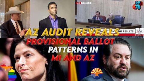 AZ Audit Reveals Fraud Patterns In Swing States