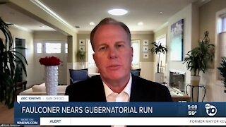Faulconer takes key step toward gubernatorial run