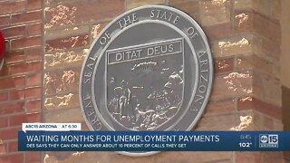 Arizonans waiting months for unemployment payments