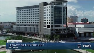 Legcy Island Park coming to Fort Myers