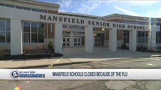 Sicknesses close Richland County schools
