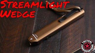 Streamlight Wedge Flat, Bright Pocket Flashlight