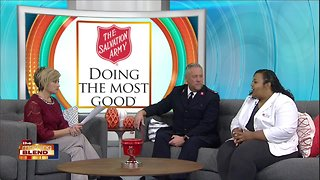 Salvation Army Red Kettle Donations For The New Year