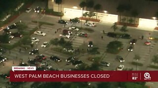 Shots fired at Palm Beach Outlets